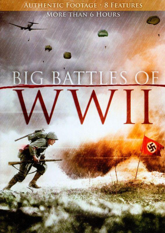 War Classics: Big Battles of World War II [2 Discs] [DVD] 3943307