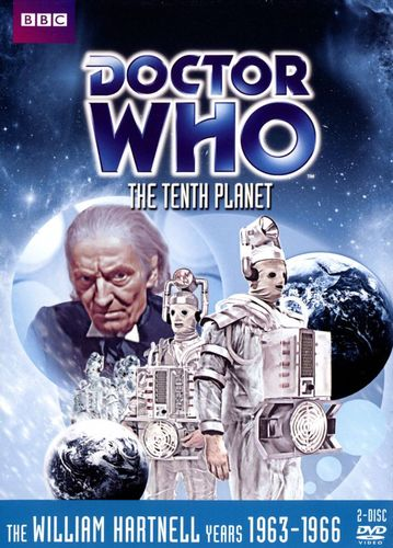 Doctor Who: The Tenth Planet [3 Discs] [DVD] 3946348