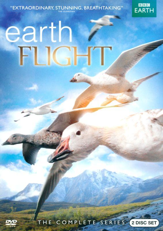 Earthflight [2 Discs] [DVD] 3946366