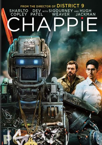 Chappie [With Digital Copy] [UltraViolet] [DVD] [2015] 3946499
