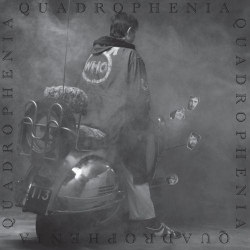 Quadrophenia [The Director's Cut Super Deluxe Edition] [CD] 3952174
