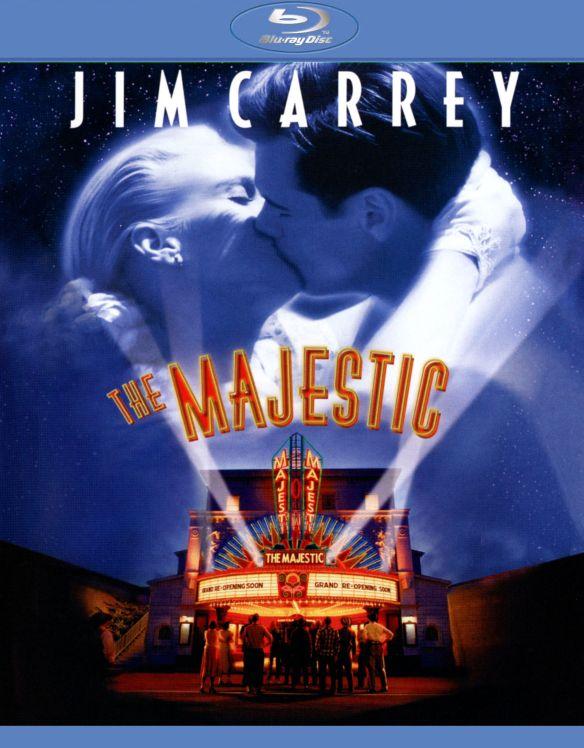 The Majestic [Blu-ray] [2001] 3953463