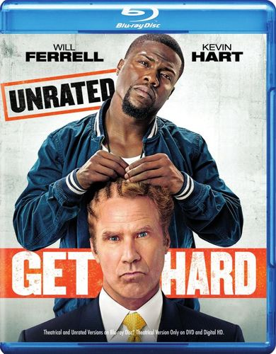 Get Hard [Includes Digital Copy] [UltraViolet] [Blu-ray/DVD] [2 Discs] [2015] 3953525