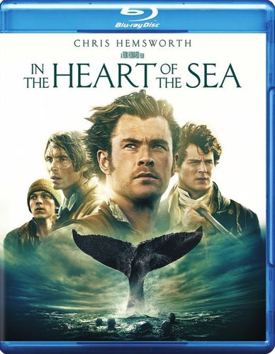In the Heart of the Sea [Blu-ray/DVD] [2 Discs] [2015] 3953598