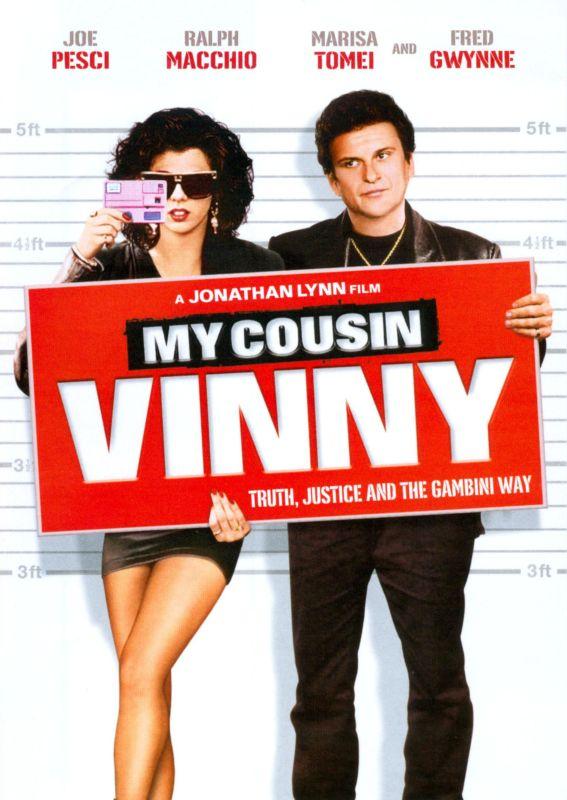 My Cousin Vinny [DVD] [1992] 3955759