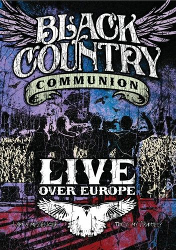 Live over Europe [DVD/Blu-Ray] [Blu-Ray Disc] 3967237
