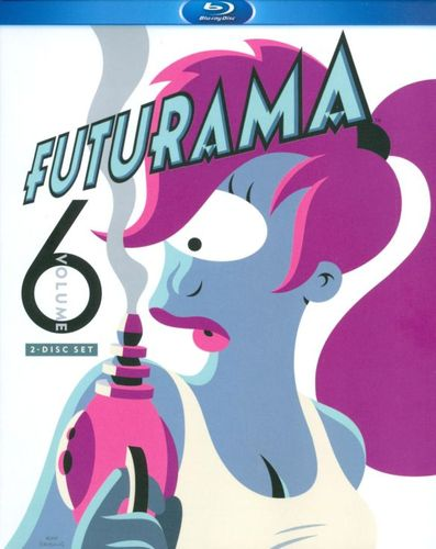 Futurama, Vol. 6 [2 Discs] [Blu-ray] 3977033