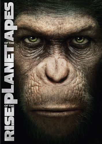 Rise of the Planet of the Apes [DVD] [2011] 3977042