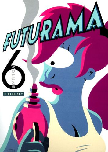 Futurama, Vol. 6 [2 Discs] [DVD] 3977079