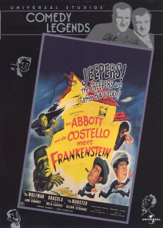 Abbott and Costello Meet Frankenstein [DVD] [1948] 3979626