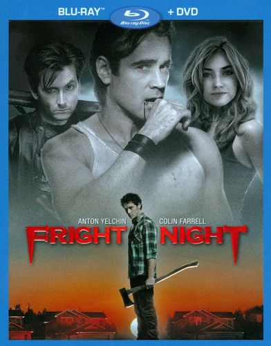 Fright Night [2 Discs] [Blu-ray/DVD] [2011] 4004067