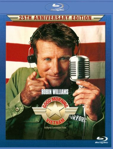 Good Morning, Vietnam [25th Anniversary Edition] [Blu-ray] [1987] 4004094