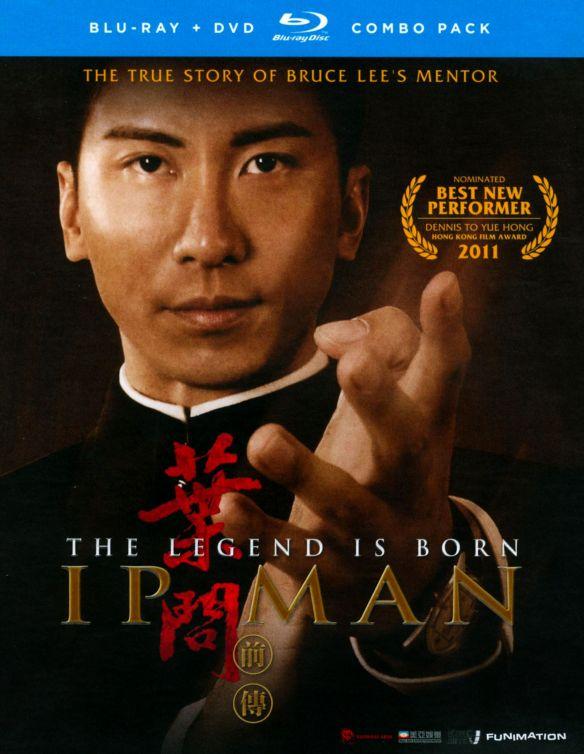The Legend Is Born: IP Man [Blu-ray] [2010] 4006278