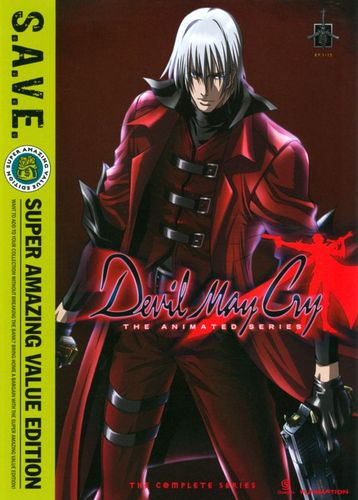 Devil May Cry: The Complete Series [S.A.V.E.] [3 Discs] [DVD] 4006311