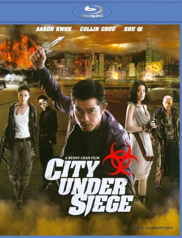 City Under Siege [2 Discs] [Blu-ray/DVD] [2010] 4006384