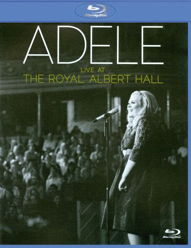 Live at the Royal Albert Hall [Blu-Ray Disc+CD] [Blu-Ray Disc] 4016405