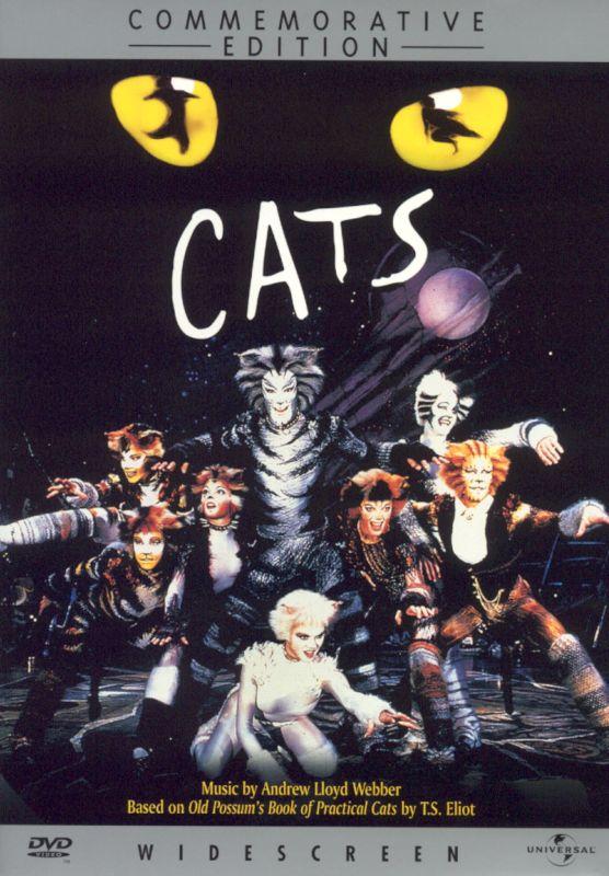 Cats [Commemorative Edition] [DVD] [1998]