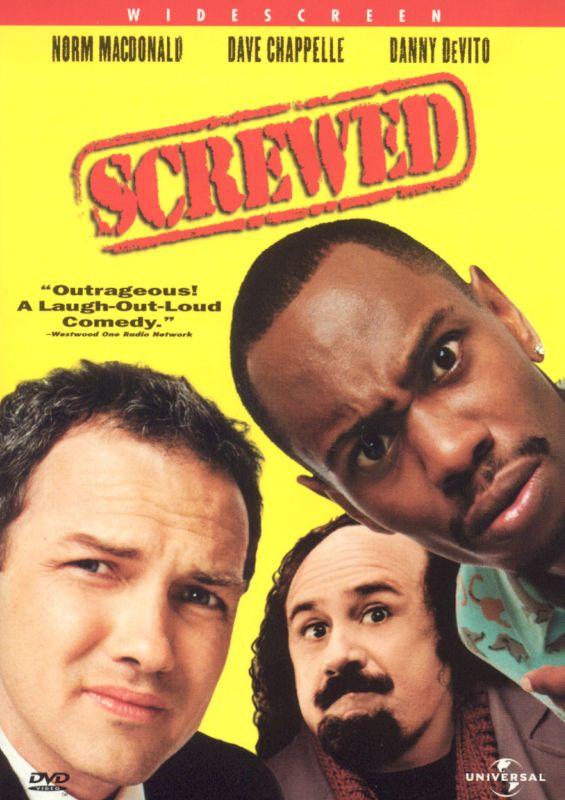 Screwed [DVD] [2000] 4022104