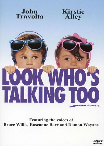 Look Who's Talking, Too [DVD] [1990] 4022168