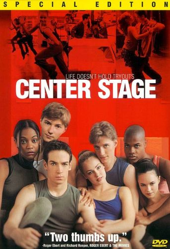 Center Stage [DVD] [2000]
