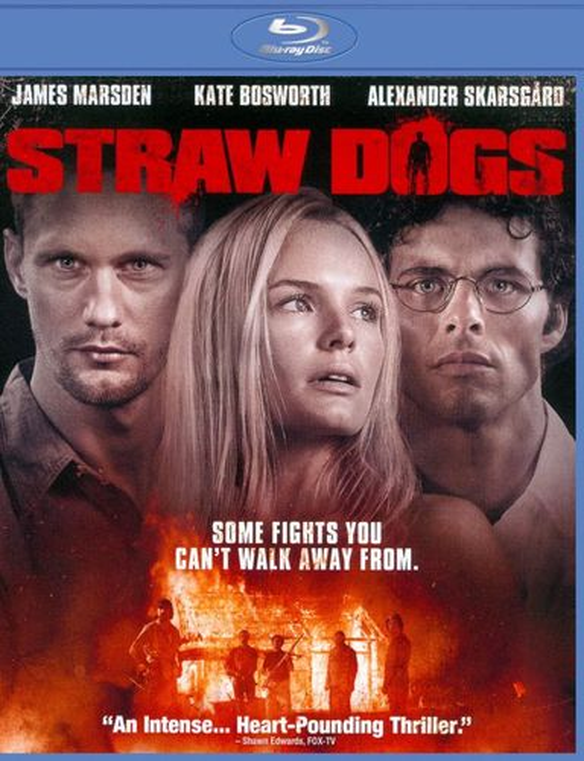 Straw Dogs [Blu-ray] [2011] 4025494