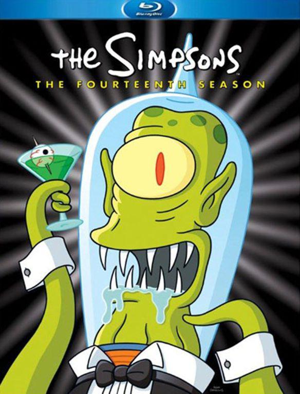 The Simpsons: Season 14 [3 Discs] [Blu-ray] 4033342