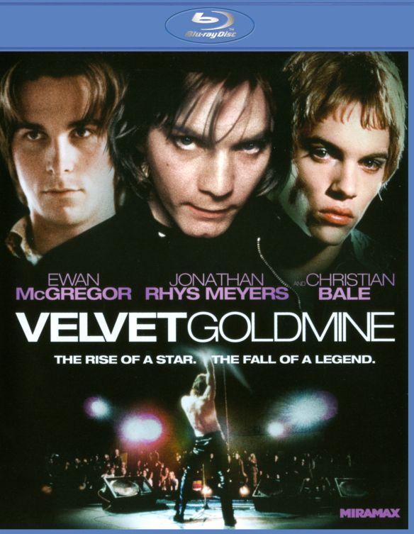 Velvet Goldmine [Blu-ray] [1998] 4033411