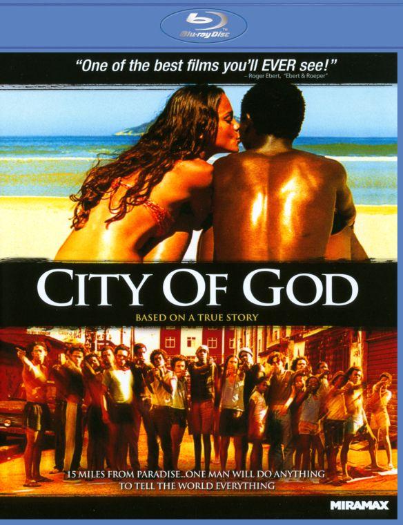 City of God [Blu-ray] [2002] 4033448