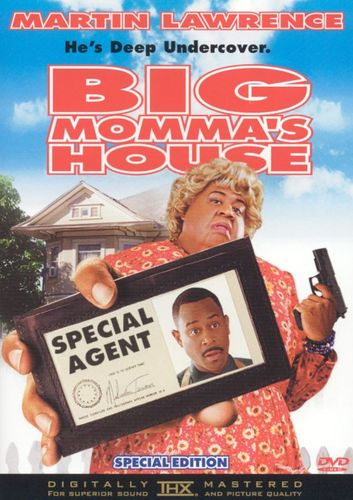 Big Momma's House [WS] [DVD] [2000] 4043289