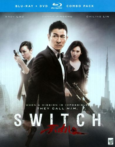 Switch [2 Discs] [Blu-ray/DVD] [2013] 4054064