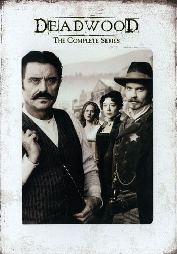 Deadwood: The Complete Series [19 Discs] [DVD] 4057007