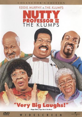 The Nutty Professor II: The Klumps [Collector's Edition] [DVD] [2000] 4057790