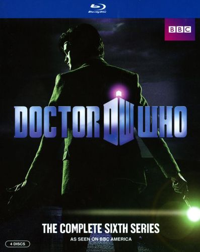 Doctor Who: The Complete Sixth Series [4 Discs] [Blu-ray] 4058006