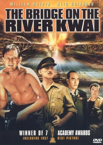 The Bridge on the River Kwai [DVD] [1957] 4058539