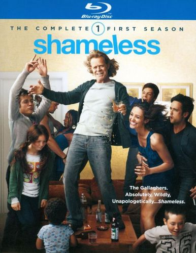 Shameless: The Complete First Season [2 Discs] [Blu-ray] 4063111