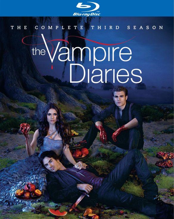 The Vampire Diaries: The Complete Third Season [4 Discs] [Blu-ray] 4077098