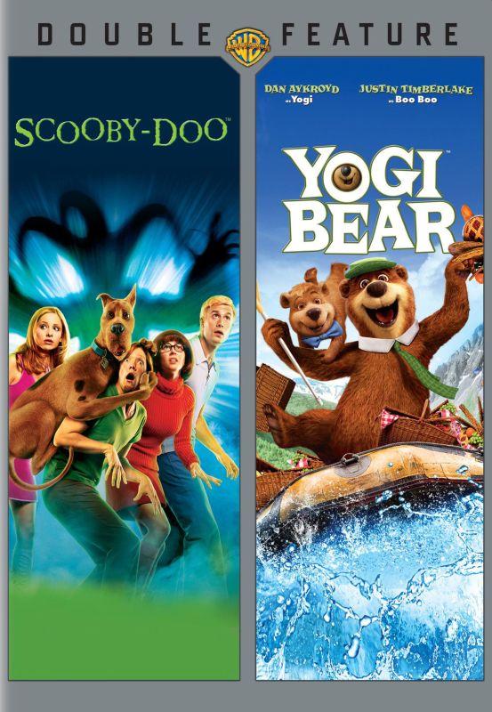 Scooby-Doo/Yogi Bear [2 Discs] [DVD] 4077103