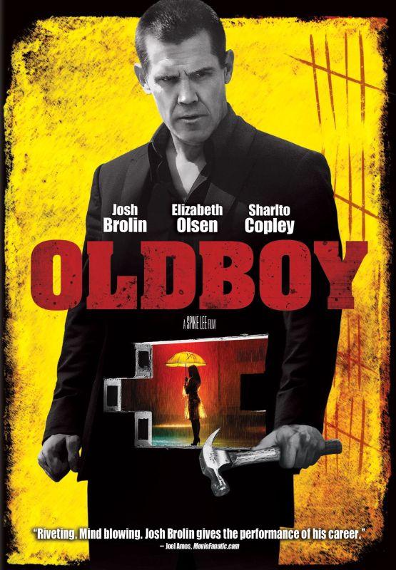 Oldboy [Includes Digital Copy] [UltraViolet] [DVD] [2013] 4078006