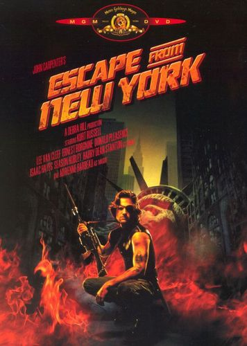 Escape from New York [DVD] [1981] 4079400