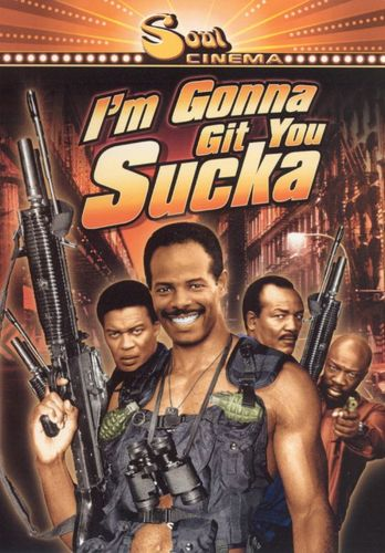 I'm Gonna Git You Sucka [DVD] [1988]