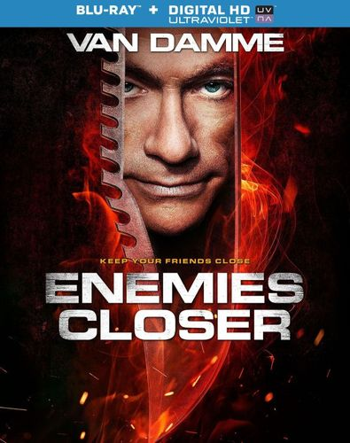 Enemies Closer [Includes Digital Copy] [UltraViolet] [Blu-ray] [2013] 4082002