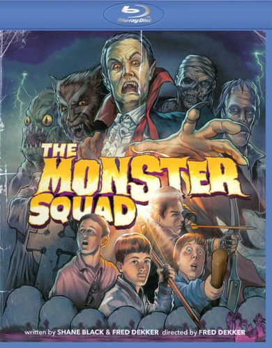 The Monster Squad [Blu-ray] [1987] 4099032