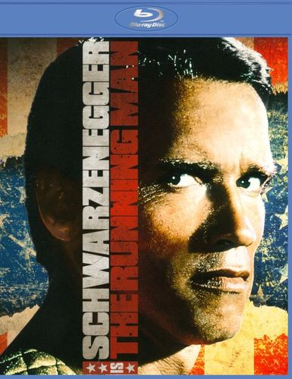 The Running Man [Blu-ray] [1987] 4099069