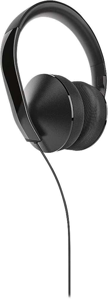 Microsoft - Xbox One Stereo Headset - Black