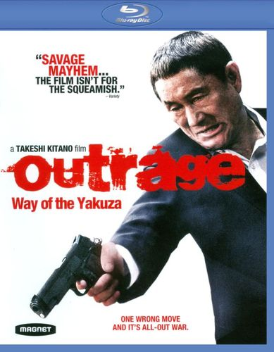 Outrage: Way of the Yakuza [Blu-ray] [2010] 4105278