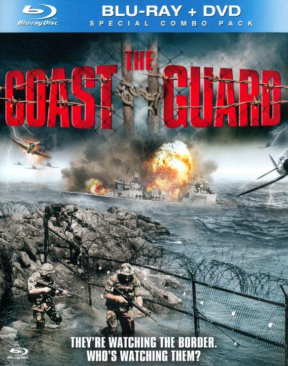 The Coast Guard [2 Discs] [Blu-ray/DVD] [2002] 4105296