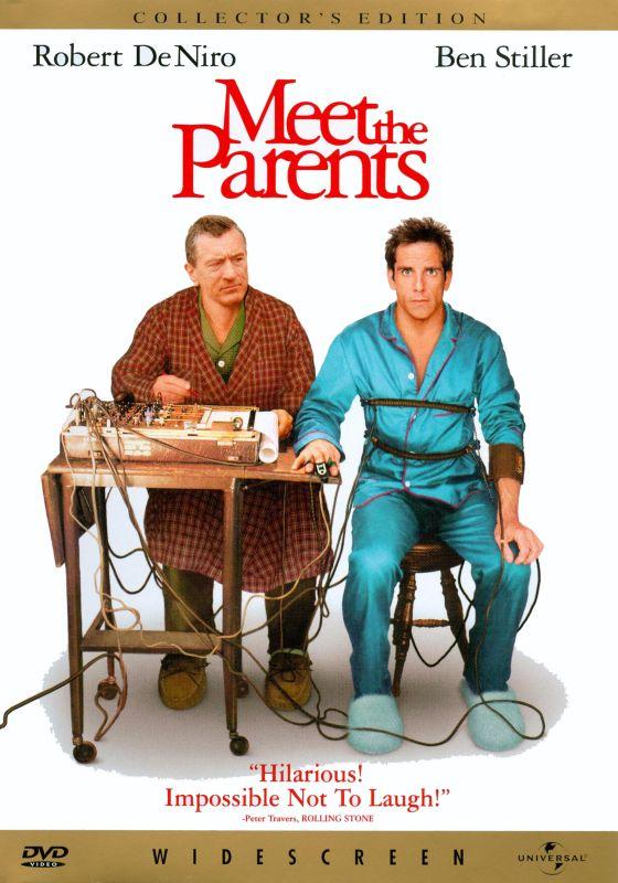 Meet the Parents [DVD] [2000] 4105881