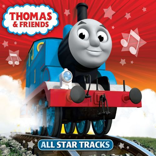 Thomas & Friends: All Star Tracks [CD]