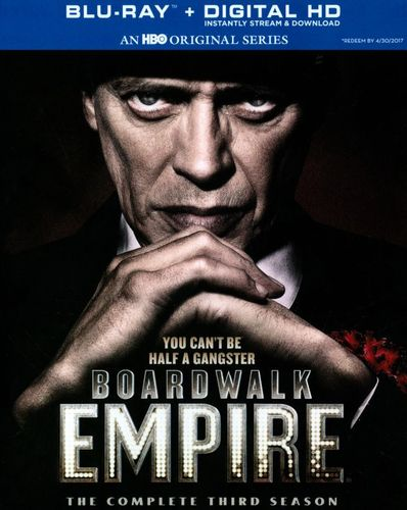 Boardwalk Empire: The Complete Third Season [5 Discs] [Blu-ray] 4120031