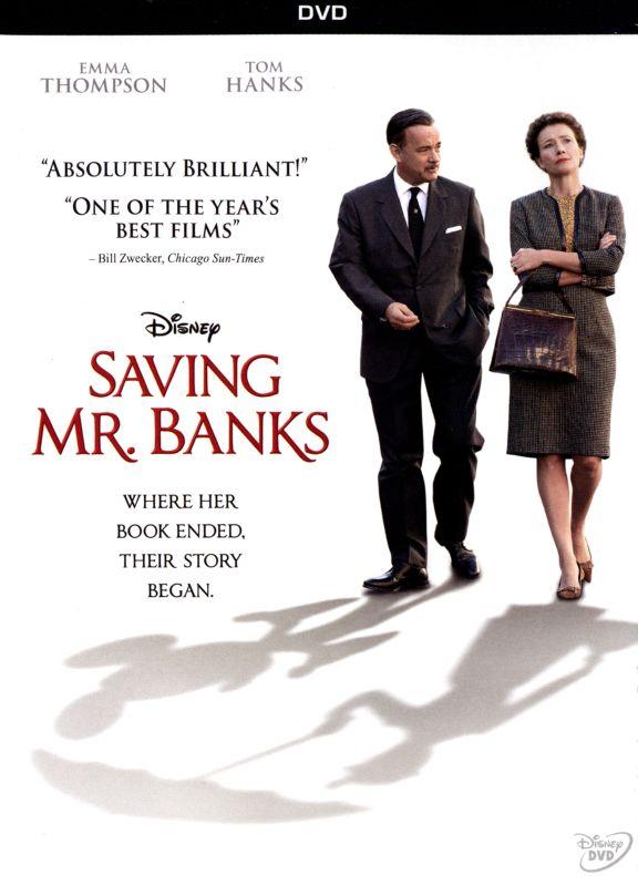 Saving Mr. Banks [DVD] [2013] 4120068